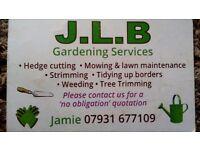 Small garden company.