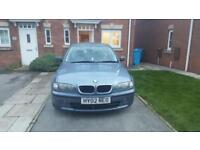 BMW 320D 2.0 Diesel automatic Good condition