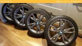 BMW 436 Alloy Wheels and Tyres