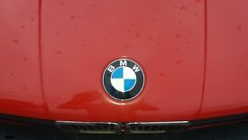 bmw e30 . MANY PARTS AVAILABLE . preface & facelift.