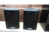 Martin Audio F15 Blackline speakers