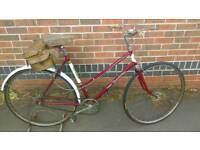Vintage Vindec single speed bike