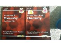 AQA, A Level Chemistry Yr 1 and 2