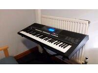 Yamaha PSRE433 Keyboard
