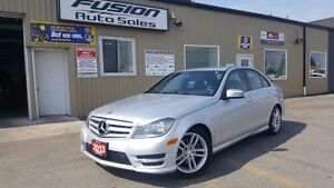 2013 Mercedes-Benz C-Class C 250-1 OWNER OFF LEASE M.B-VERY CLEA