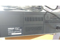 Yamaha KX-580 Tape Deck with Dolby S
