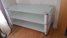 TV unit for sale (white)