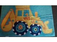 NEXT Little Digger rug (60 x 90) £10