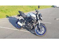 Yamaha MT 125 Great condition