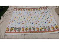 Children's party table cloth