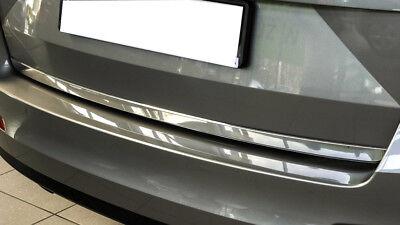Heckklappe Leiste aus Edelstahl V2A Poliert für Mercedes  CITAN W415 2012-