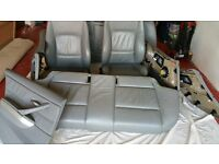 BMW 3 Series Leather Seats