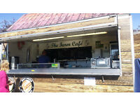 Catering Trailer, Eye Catcher in excellent clean condition