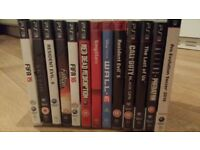 12 EXCELLENT CONDITION PLAYSTATION 3/PS3 GAMES 12 GAMES BUNDLE