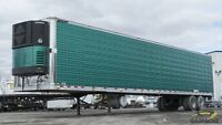 2007 Great Dane 53'CARRIER REEFER-VAN