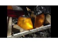 BMW e36 3 series indicators Amber saloon compact touring