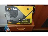 Zotac nvidia gtx 1080Ti Blower edition like new