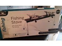 Camping/fishing stove brand new unused