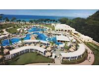 All Inclusive 5* Costa Rica Holiday 16-23rd July 2018