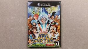 Rave Master GameCube Game
