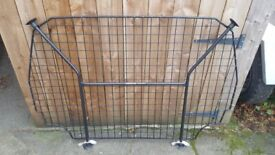 Large dog guard for 4x4 or small van