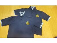 Churchend Primary school PE top/shorts and Jumper 5-6, 7-8 & 9-10 yr