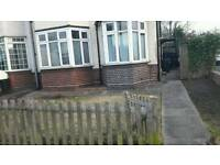 South yardley 2 bed maisonette converted house