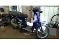 Honda City Express SH50-H 1988 scooter/Moped classic