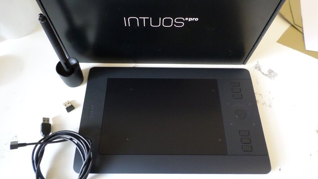 Wacom Intuos Pro Small Graphics Tablet | in Hinckley, Leicestershire |  Gumtree