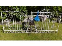 Wrought Iron gates for garden or driveway