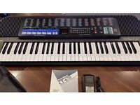 Casio CT-670 Tone Bank Keyboard & Stand - Collection Only.