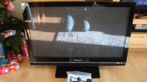 panasonic viera th 42px80e 106 7 cm 42 zoll 1080p hd plasma in baden w rttemberg mannheim. Black Bedroom Furniture Sets. Home Design Ideas