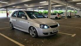 Vauxhall Corsa C 1.8 SRi (2004) (a/c) 76k Miles Modified