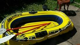 Octopus 190 inflatable dingy SOLD