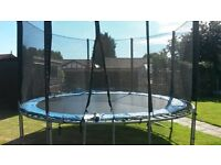 12ft Trampoline used good condition £30