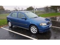 Vauxhall astra 1.4 enjoy 2004 1 owner