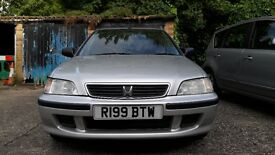 LOVELY CAR, DRIVES GREAT, GOOD CONDITION INSIDE/OUT, NEW MOT, FULL SERVICE HISTORY