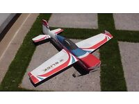 Slick 55 Rc Plane + Spektrum Receiver . Ready to fly