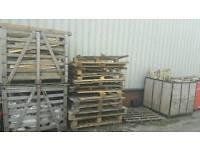 Scrap wood. Fire wood.