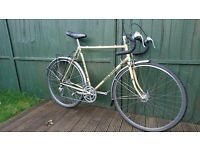 Claud Butler Majestic - Touring road bike (large)