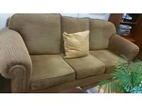 Wesley Barrell 3 seat sofa and armchair
