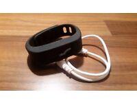 Smart Watch/Healthy Bracelet in Black