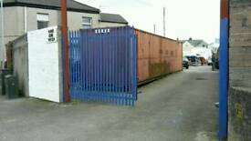 40 FT Container To Let Newport South Wales