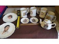 Royal collectable china
