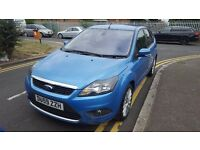 FORD FOCUS 1.6 AUTOMATIC TITANIUM PETROL 1 YEAR MOT