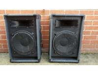 Dj speakers and accesories all working and good used condition!Can deliver or post!