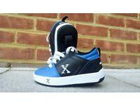 Sidewalk X Heelies roller skate trainers kids UK11