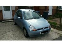 Ford KA collection 11 months MOT