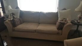 3 Seat Settee and matching Chair