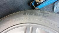 chrysler 300 charger or magnum rims and tires